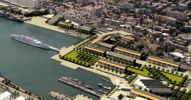 הנמל הסיני בחיפה:סכנה אסטרטגית וביטחונית. ד״ר עופר ישראלי