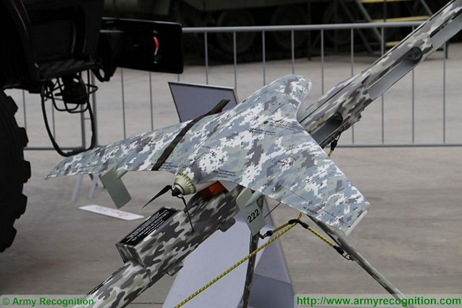 Eleron 3 and upgraded Korsar UAVs for Russian army