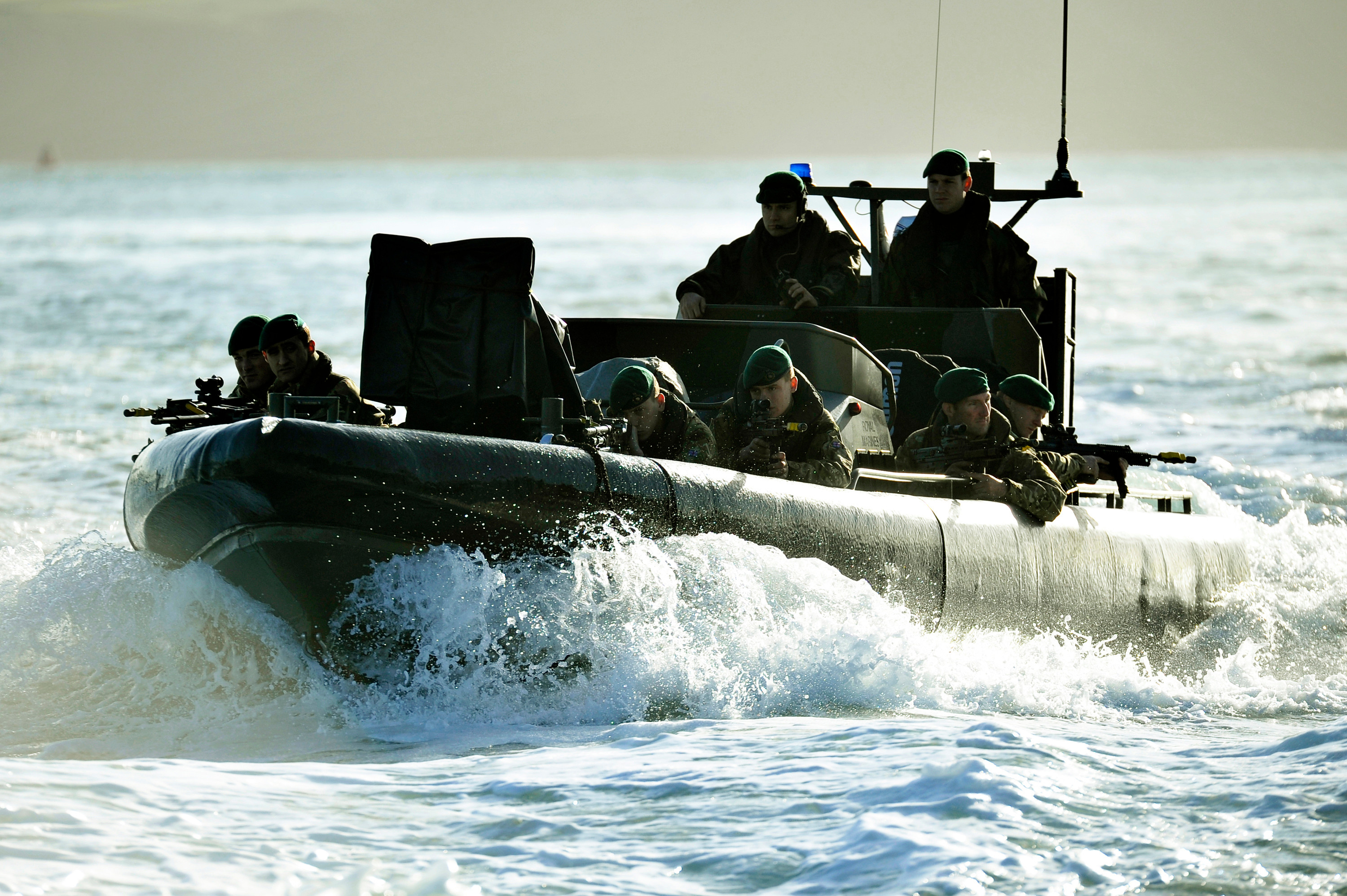 Members of the elite Special Boat Service (SBS) are reportedly heading to the Gulf