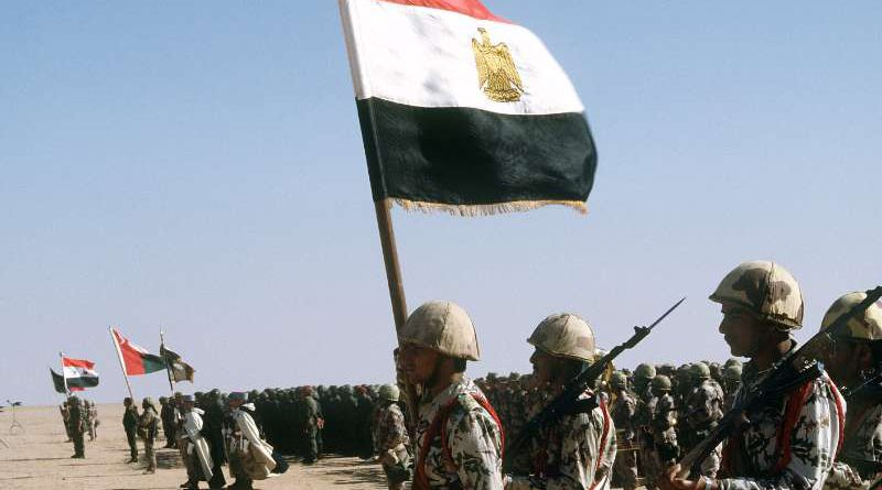 התעצמות צבא מצרים אינה בגלל בניית הסכר באתיופיה – פרק 21