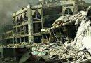 צבא סוריה סורק את האזורים מדרום לדמשק וחושף ציוד צבאי רב.תמונות