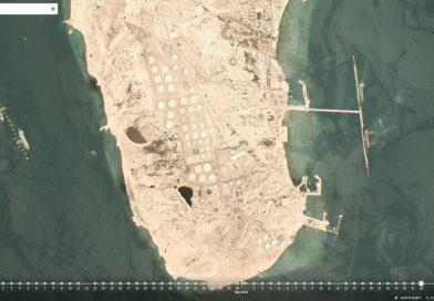 4 האתרים האסטרטגים הגדולים באירן לאחסון נפט גולמי