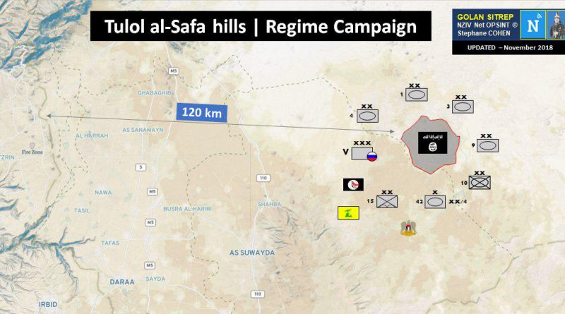 מהפח אל הפחת:עשרות נפגעים למורדים שהצטרפו לצבא סוריה בלחימה נגד דאעש
