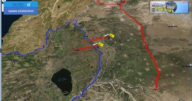 בסיסי מודיעין שאירן והחיזבאללה הקימו בגולן-פרק בהלכות מודיעין בסיסי
