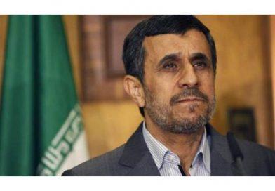 """אחמדינג'אד דוחק בשליט איראן לשאת ולתת באופן ישיר עם ארה""""ב"""