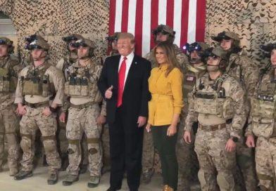 """טראמפ:מצבו של צבא ארה""""ב רע מאוד-אין תחמושת וחצי מסד""""כ המטוסים לא כשיר"""