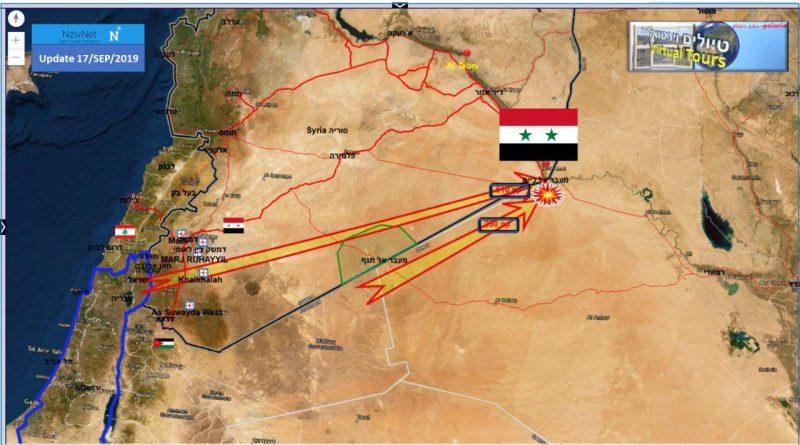 16 הרוגים לפחות בתקיפה אמש על כוחות איראנים במזרח סוריה.פרטים