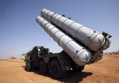 """רוסיה מאשרת למערכות ההגנ""""א הסוריות להפעיל מבצעית את סוללות האס-300"""