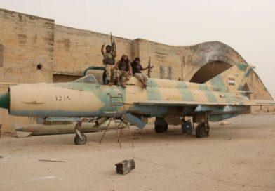 """סד""""כ מטוסי הקרב הסורי מדגם מיג-21-מושבת. מצרים מתכוונת לסייע בהכשרתם"""