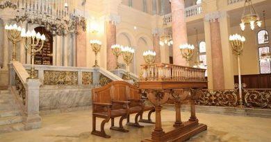 להחזיר עטרה ליושנה: בית הכנסת הגדול באלכסנדריה המחודש יחנך היום