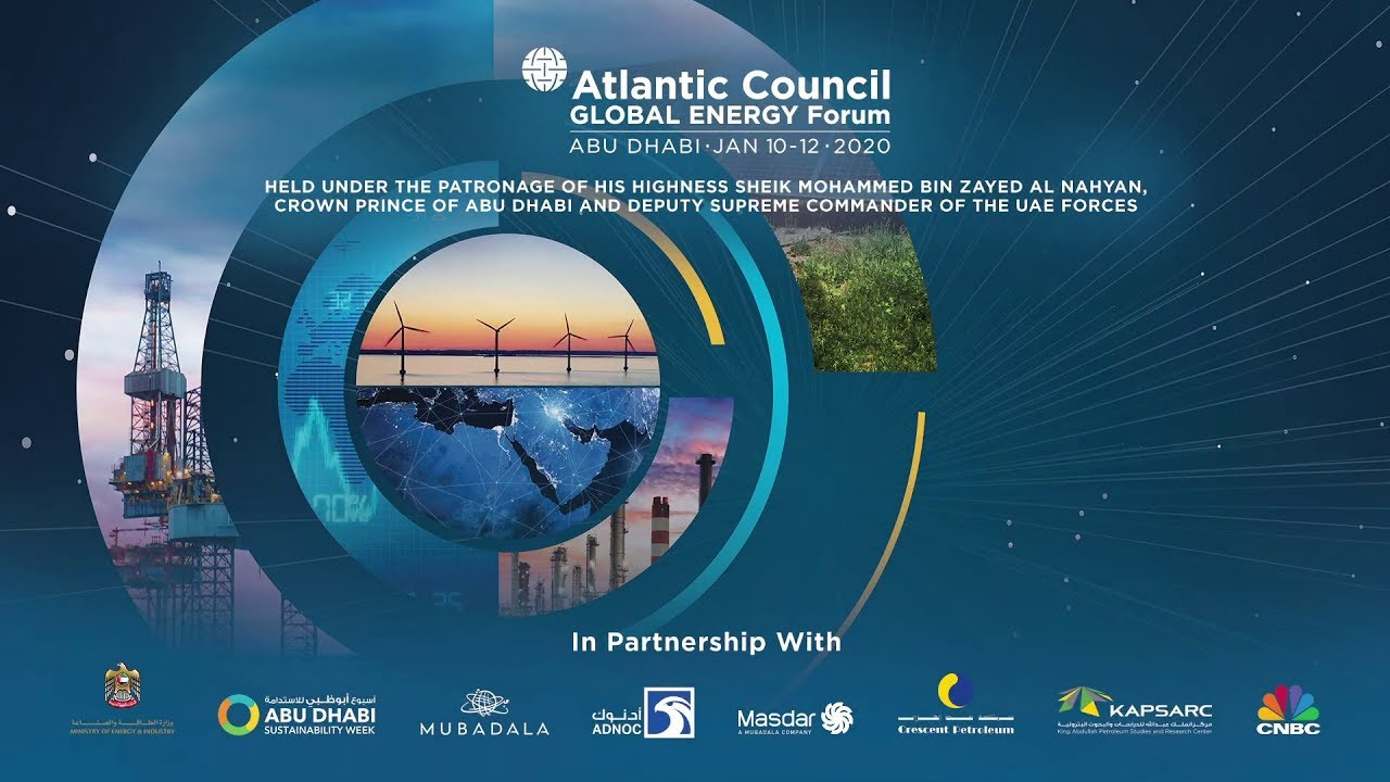 Atlantic Council - Shaping the global future together