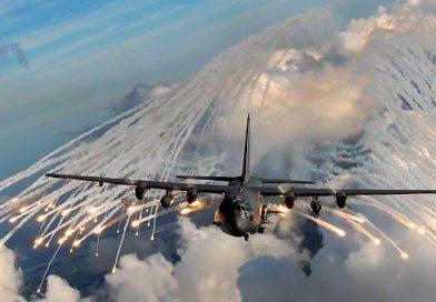 """""""כוח אש אדיר"""" .. תרגילי אש חיה לצבא ארה""""ב במפרץ"""