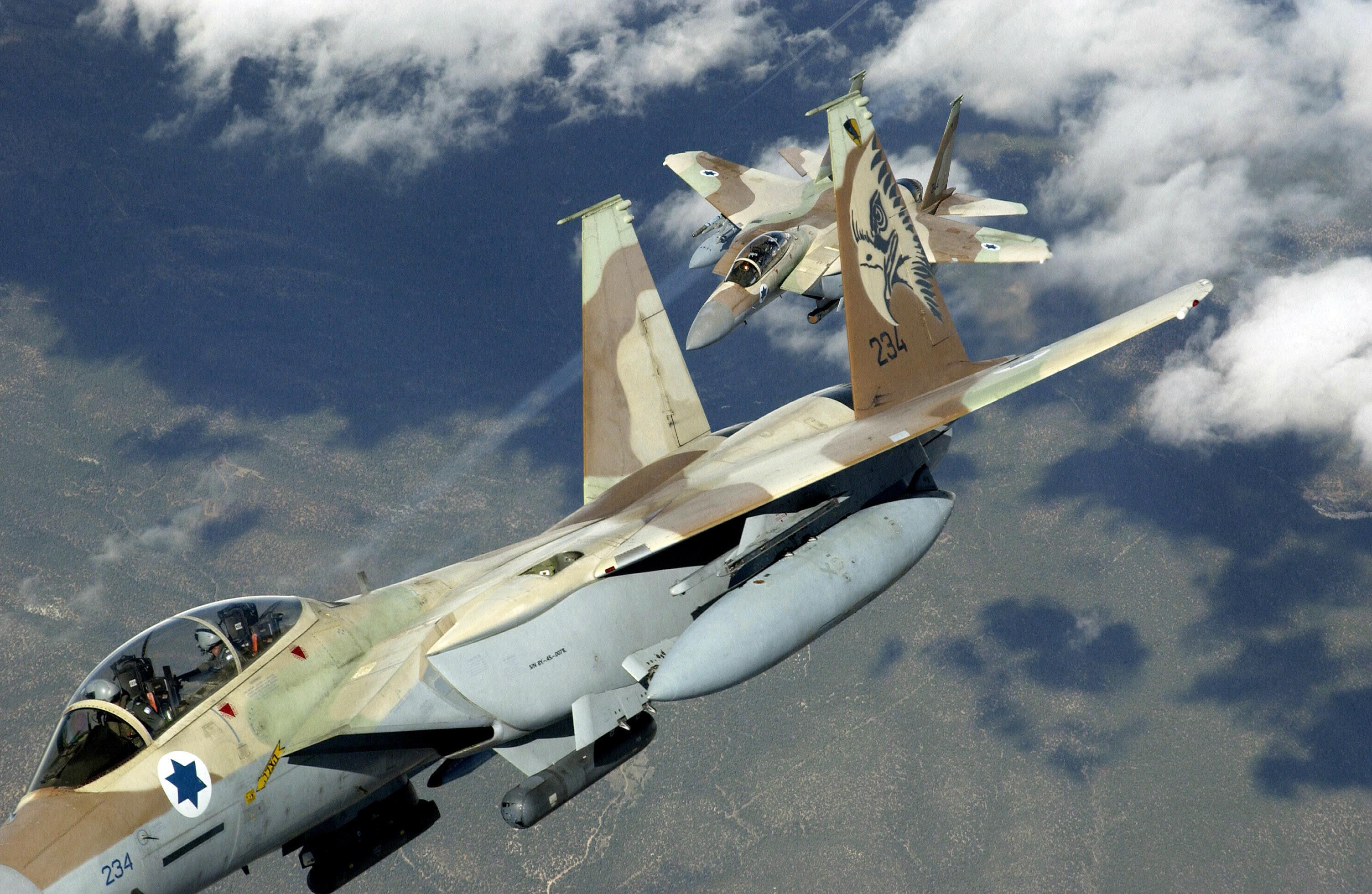 Fichier: Two F-15I Ra'am.JPEG - Wikipedia