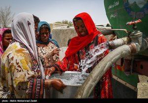 מכלית חלקות מים בכפרים