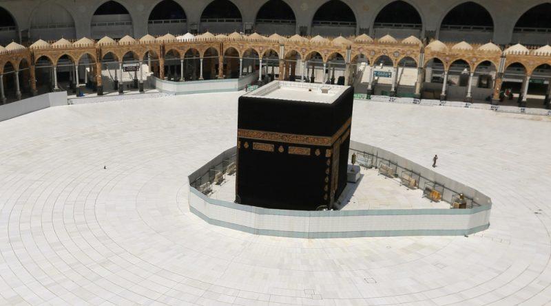המסגד הגדול במכה ללא מאמינים