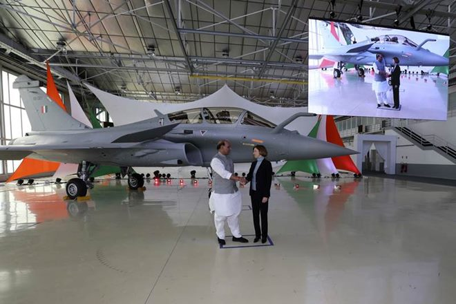 Make in India: Rafale fighter Jets for Indian Air Force will have ...