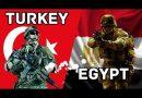 במסר תקיף לטורקיה החלה מצרים בתרגיל צבאי רחב היקף על גבול לוב