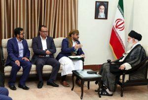 12-Khamenei-Meeting-Huthi-delegation-Aug-2019