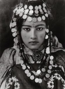 old-Berber-young-woman-early1900s-1