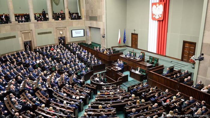Poland′s government seeks total control of the court system | Europe| News  and current affairs from around the continent | DW | 14.07.2017