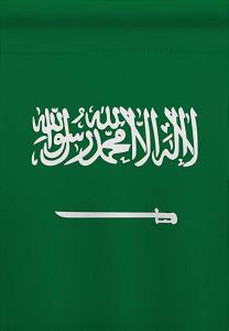 Vertical-Saudi-Flag