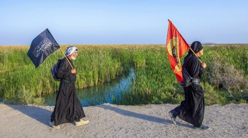 Arbaeen-Pilgrims-Walk-2