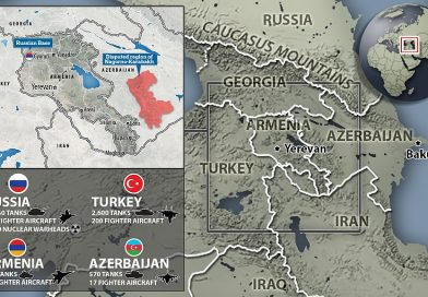 טורקיה פורסת אלפי לוחמים סורים באזרבייג'ן
