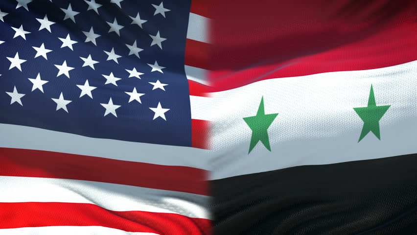Us Vs Syria Conflict, International Stock Footage Video (100% Royalty-free)  1014979945 | Shutterstock