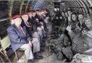 תמונה מדהימה של צנחנים ביום הפלישה לנורמנדי – אז והיום