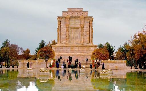 Ferdowsi-Tomb