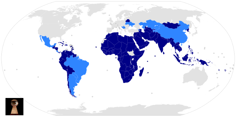 Map_of_NAM_Member_and_Observer_States