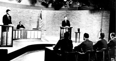 היום לפני 60 שנה: לראשונה עימות בין המועמדים לנשיאות בשידור ישיר