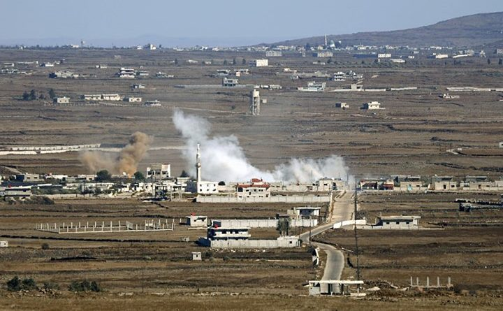 איראן מנסה באמצעות חיזבאללה להקים כוח צבאי בקונייטרה מול גבול ישראל