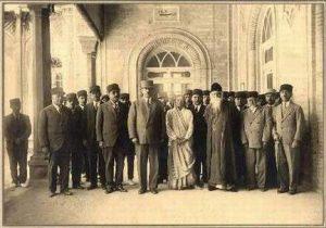 Old-Majles-1932-Rabindranath-Tagore-Visit
