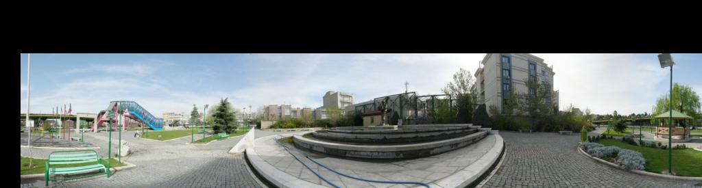 Gisha-Nighborhood-Tehran-Roftegar-Dastman-Statue-2009