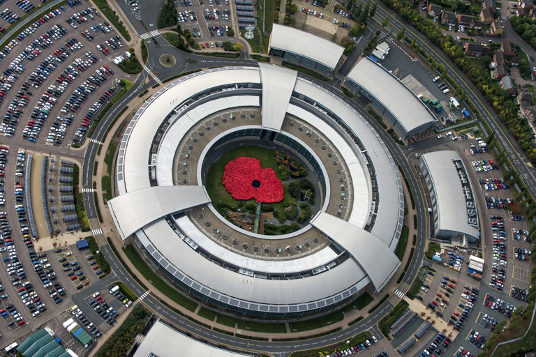 GCHQ wears its poppy with pride - GCHQ.GOV.UK