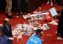 """שוב מחאה """"ריחנית"""" בפרלמנט של טייוואן"""