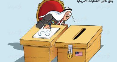 """המשטרים הערביים מתאמים את מדיניותם בהתאם לתוצאות הבחירות בארה""""ב"""
