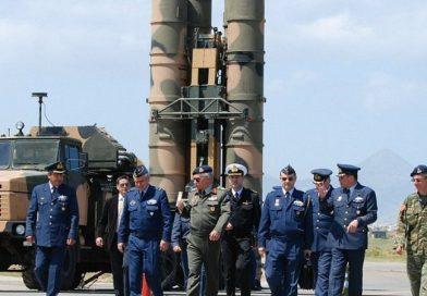 """יוון בצעה ירי חי של טילי נ""""מ  אס-300 במסגרת תרגיל צבאי. המסר שמאחורי"""