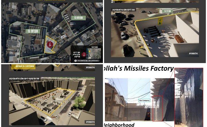 פרוייקט הדיוק האיראני- חיזבאללה : צירי הזמן לפעולה