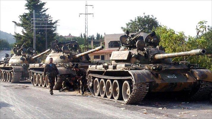 צבא סוריה מזרים תגבורות צבאיות לדרום לקראת מבצע צבאי גדול נגד המורדים
