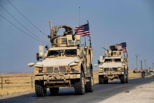 Two attacks against US convoys carrying military logistics equipment in Iraq