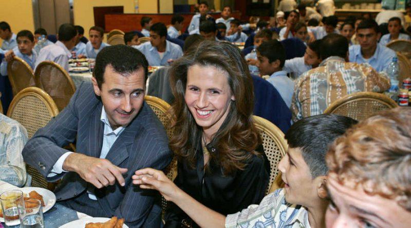"""מגזין צרפתי מתאר את אסמה אלאסד כ-""""מנהיגת כנופיה """" ו-""""הגברת מהגיהנום"""""""