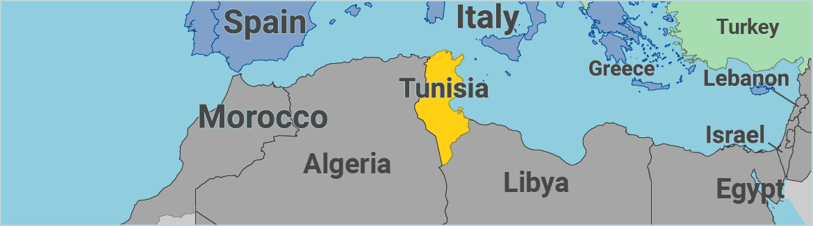 CdR - Tunisie Introduction
