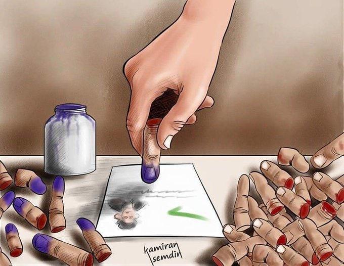ברקע הבחירות המתקרבות בסוריה