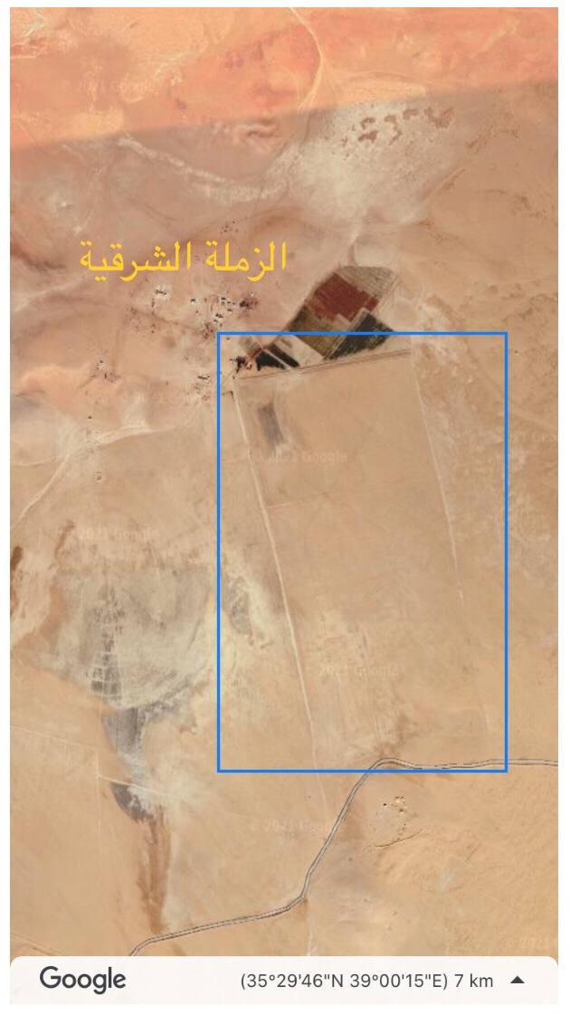 משמרות המהפכה האיראנים מקימים מנחת מסוקים במזרח סוריה