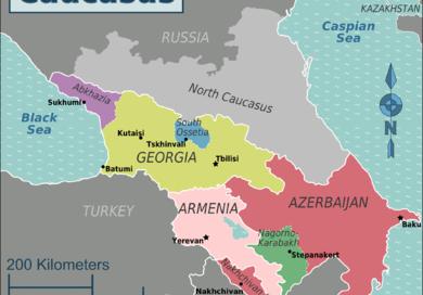 מנהיגים מוסלמים בקווקז תומכים בישראל נגד החמאס
