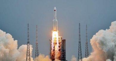 ציון דרך חשוב לתחנת החלל החדשה של סין עם הגעתם של 3 אסטרונאוטים