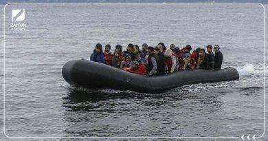 לפחות 20 איש מדרום סוריה טבעו בים כשניסו להגיע לחופי אירופה