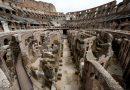 לראשונה … מנהרות הקולוסיאום ברומא נפתחו במלואן לציבור